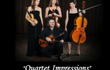 Quartet Impressions Concert